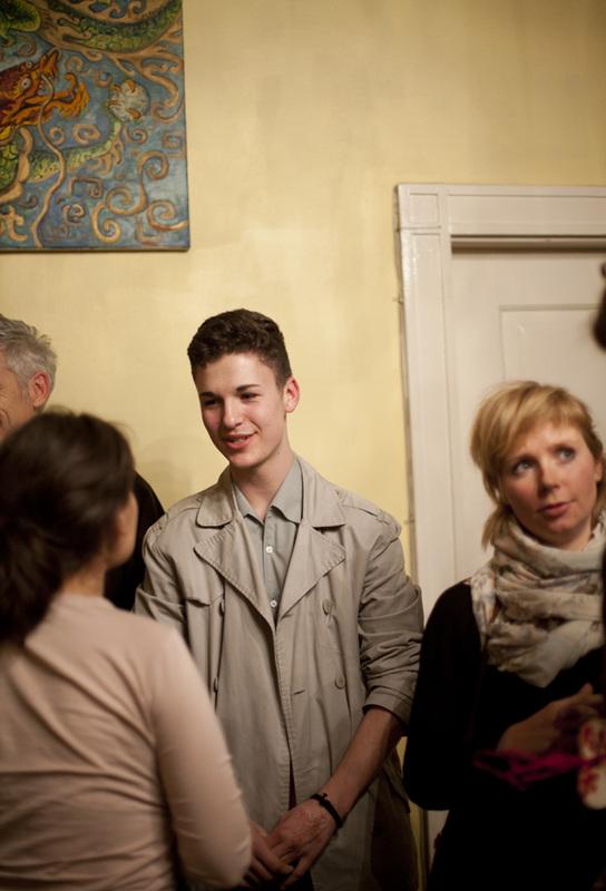 Spotkanie z dr Izabelą Kopaniszyn (Easy Grace) w Księgarni CUD Kraków / 25 marca 2015